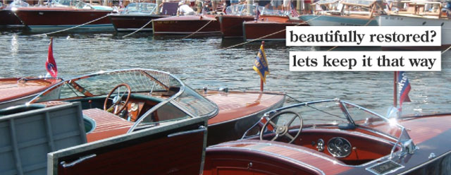 Classic Boats Vintage Boat Insurance