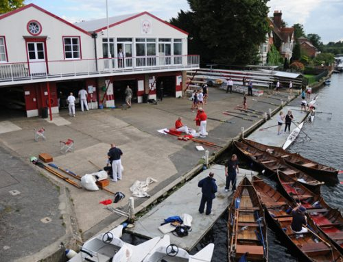 Rowing Clubs Warned of Gaps in Cover