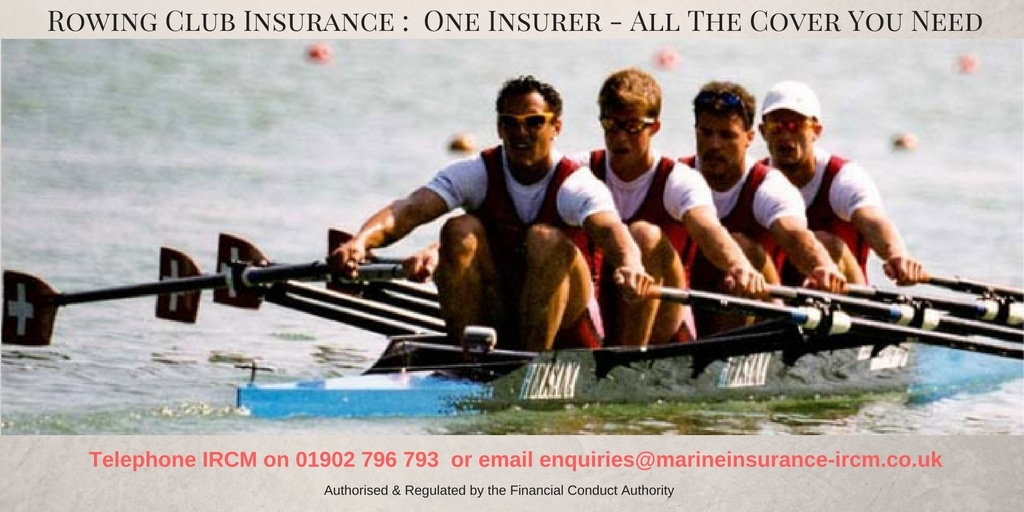 Rowing Club Insurance Full Comprehensive