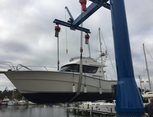 Marine Insurance Rewards for Certified Boat Lift Training