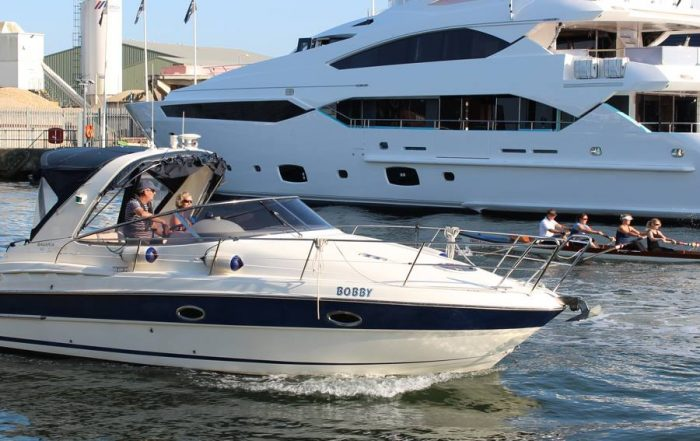 solent yacht