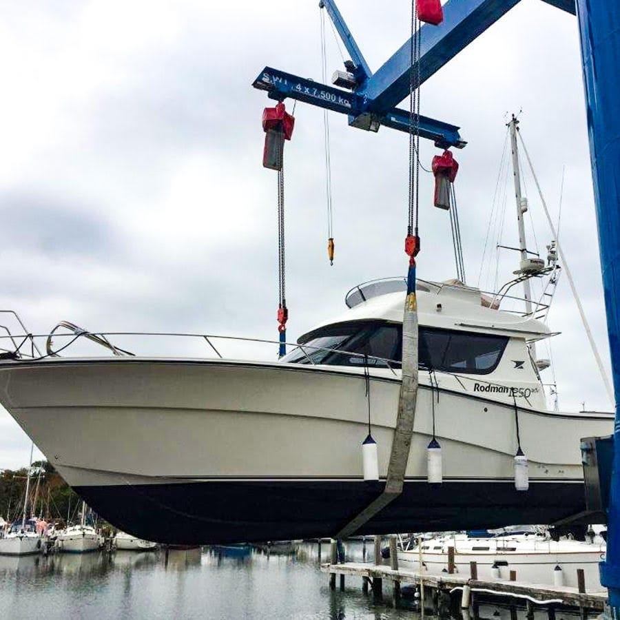 boatyard boat builders insurance